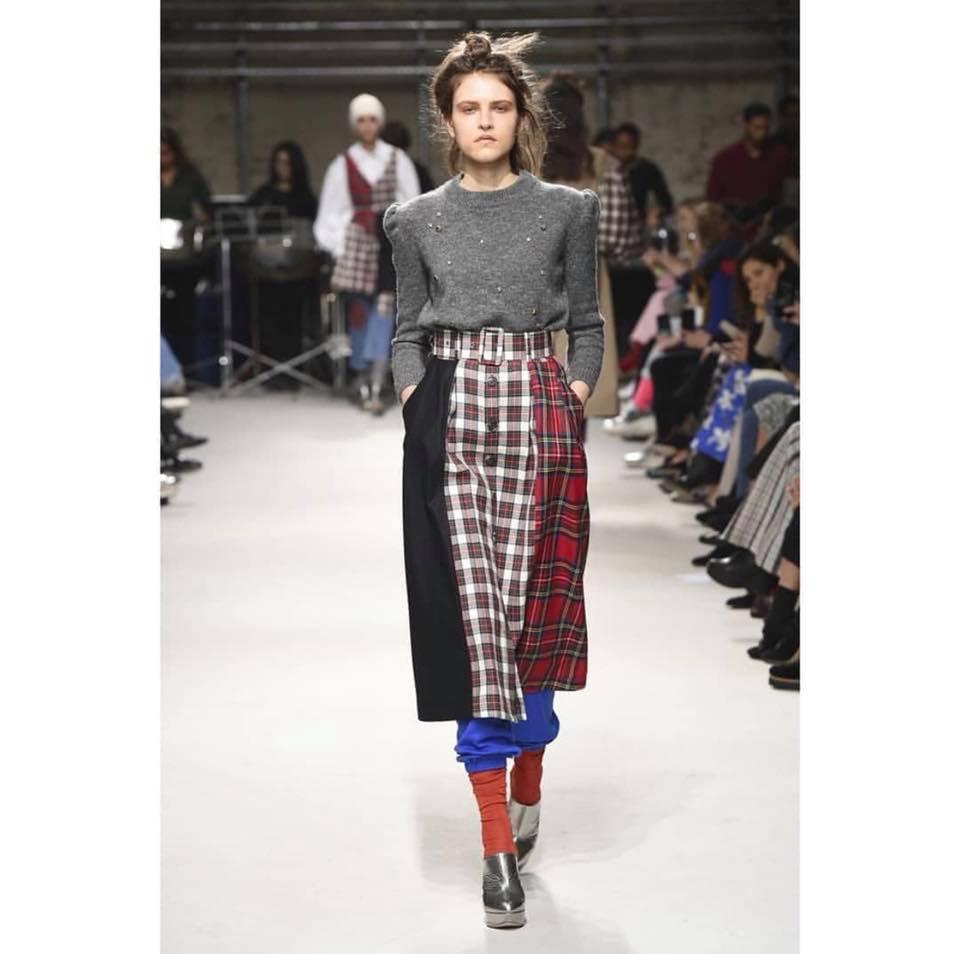 Last day of London Fashion week!