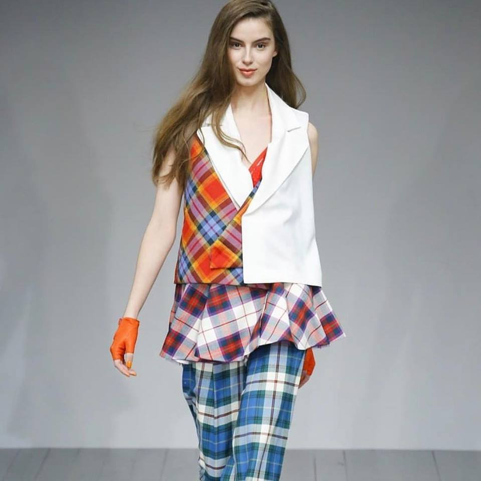 Laura Kerdokaitė – London fashion week 18/19 day one!