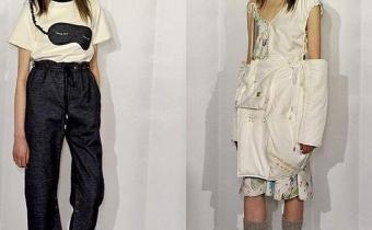 Simona Puidokaitė presented 8 collections in London fashion week!