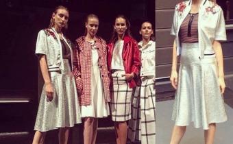 Rūta Normantaitė in Milan Fashion week!