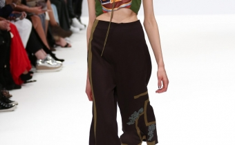 Simona Puidokaitė – London Fashion week spring/summer 2017